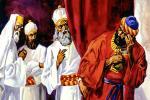 每日靈修三分鐘(影像札記)-  猶大賣主